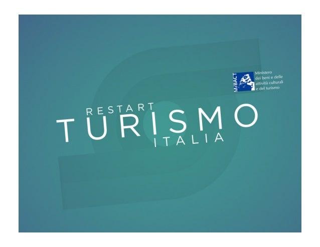 ReStart TURISMO ITALIA