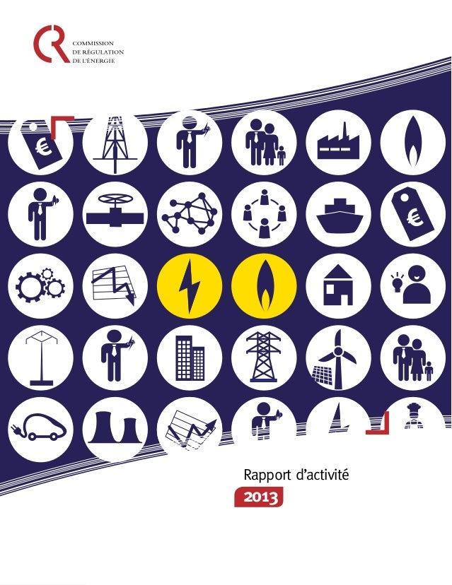 Rapport d'activité 2013 15, rue Pasquier - 75379 Paris cedex 08 - France Tél. : 33 (0)1 44 50 41 00 - Fax : 33 (0)1 44 50 ...
