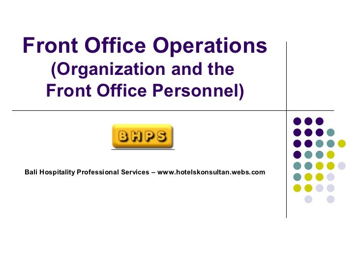 Organization chart front office department trend - Front office organizational structure ...