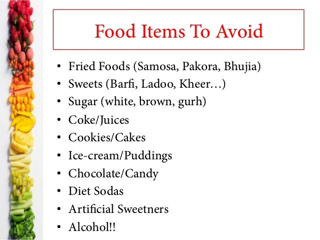 List Of Non Fried Foods