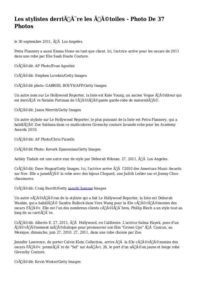 Les stylistes derrière les étoiles - Photo De 37  Photos  le 30 septembre 2011, àLos Angeles.  Petra Flannery a a...