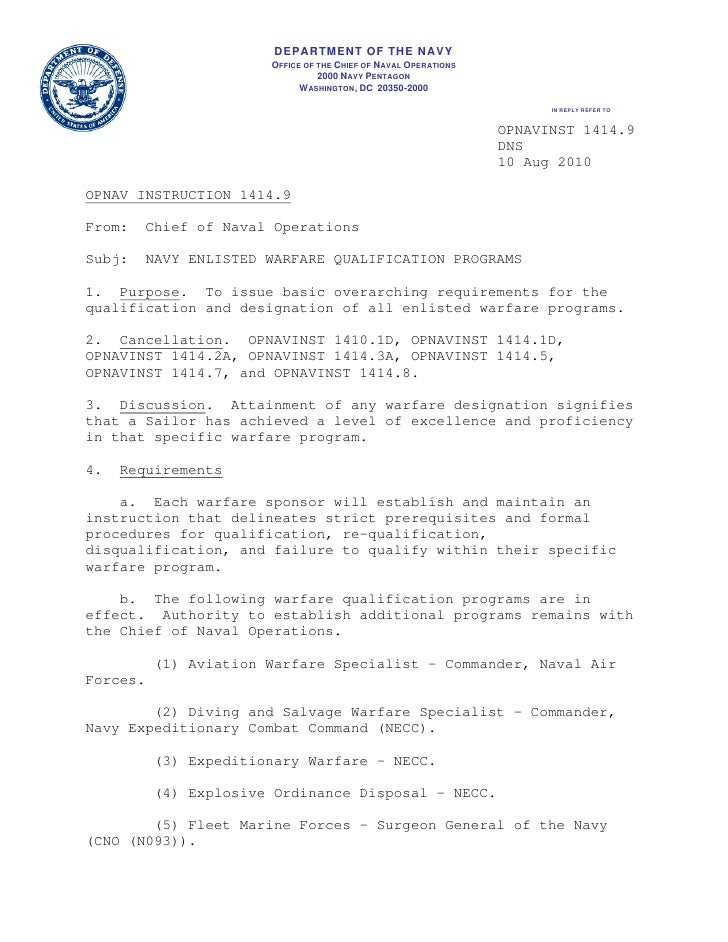 Naval letter format template roho4senses naval letter format template spiritdancerdesigns Choice Image