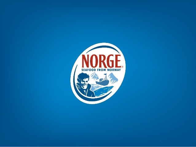 THE NORWEGIAN SEAFOOD COUNCIL1. General presentation of NSC and Norwegian seafood2. Our Common challenge in winning the wo...