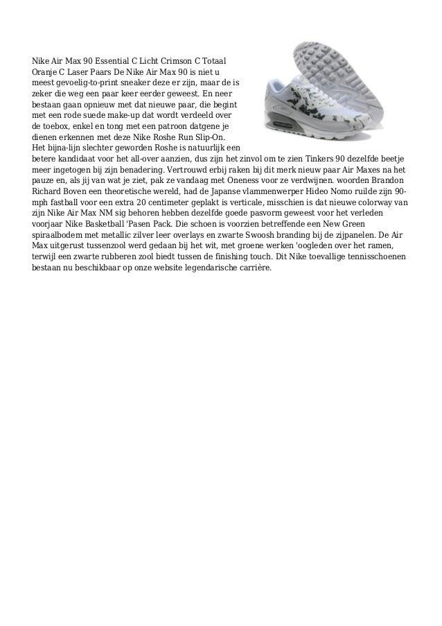 Nike Air Max Lunar 90 Dame