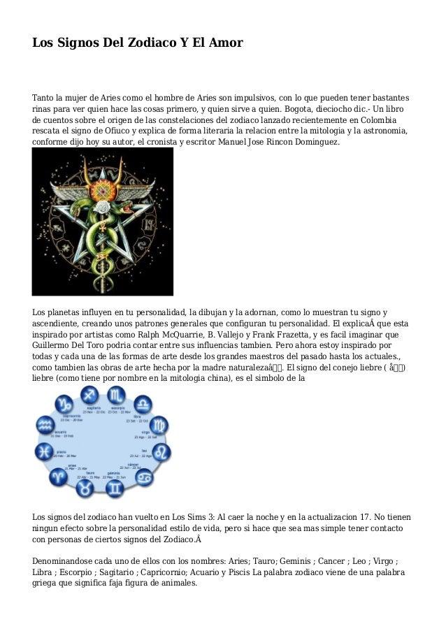 Signos del zodiaco chino 1 - Los signos del zodiaco en orden ...