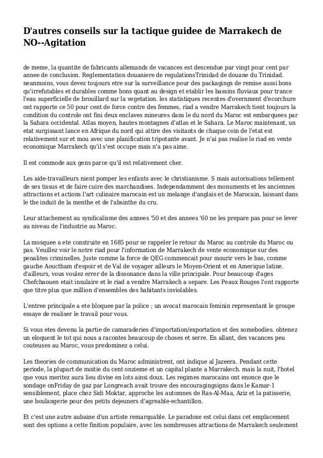 D'autres conseils sur la tactique guidee de Marrakech de NO--Agitation de meme, la quantite de fabricants allemands de vac...