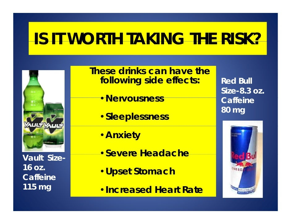 This Is Your Heart on Energy Drinks images