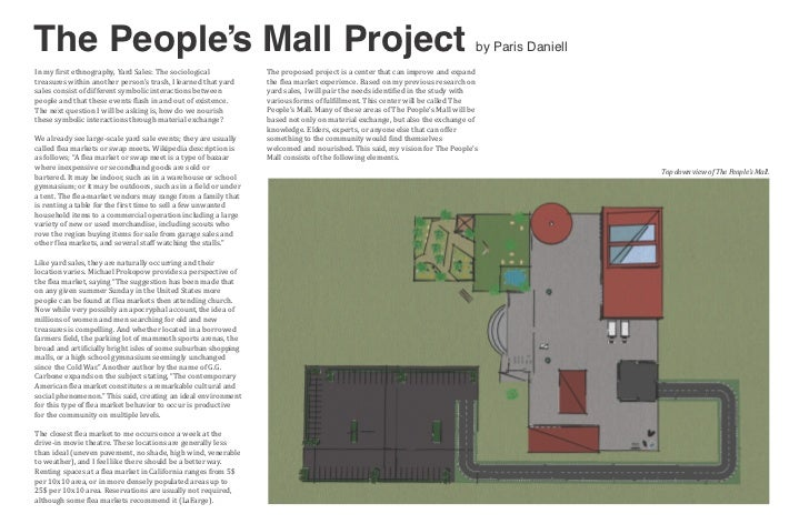 The People's Mall Project