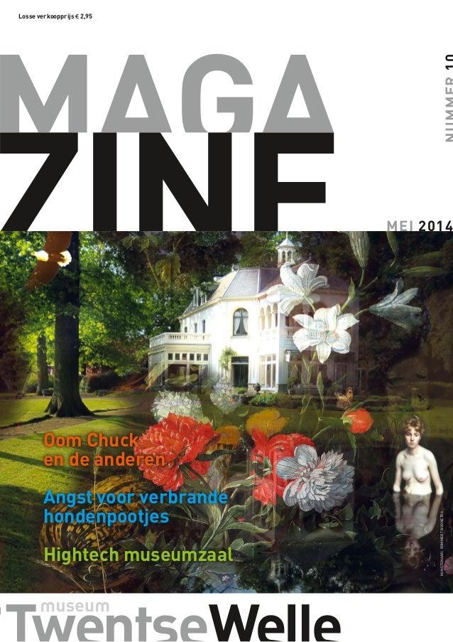 Magazine TwentseWelle mei 2014