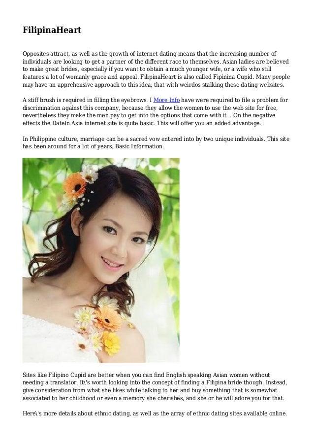 filipinaheart.com online dating