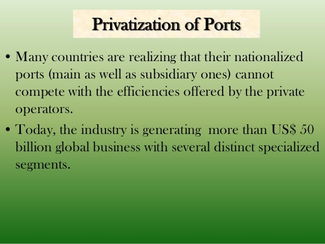 pros and cons of privatization essay Here is what you need to know about privatization, the pros and cons and how it is sometimes possible to make it work pros: we can take government money, give it.