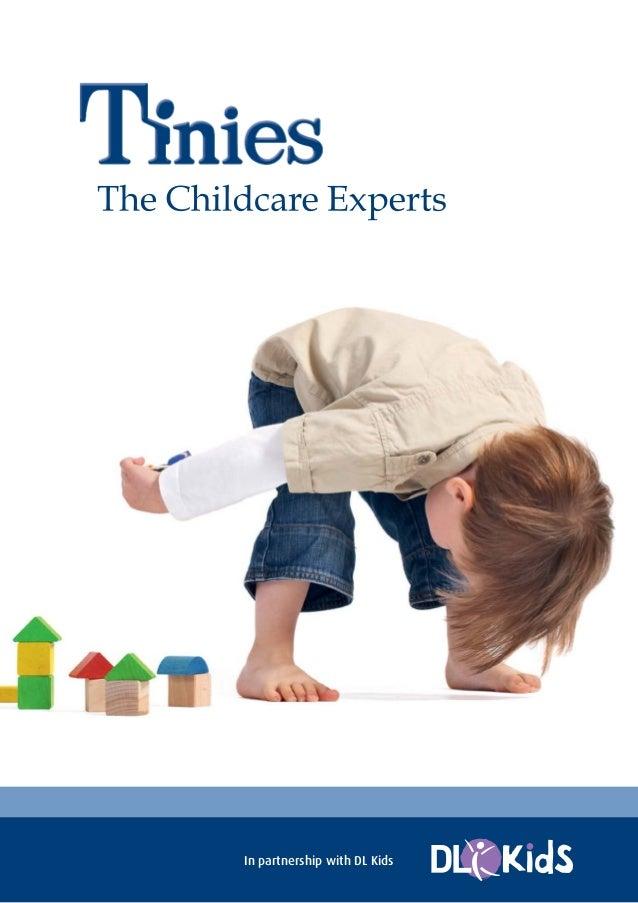 Babysitters brochure - Tinies