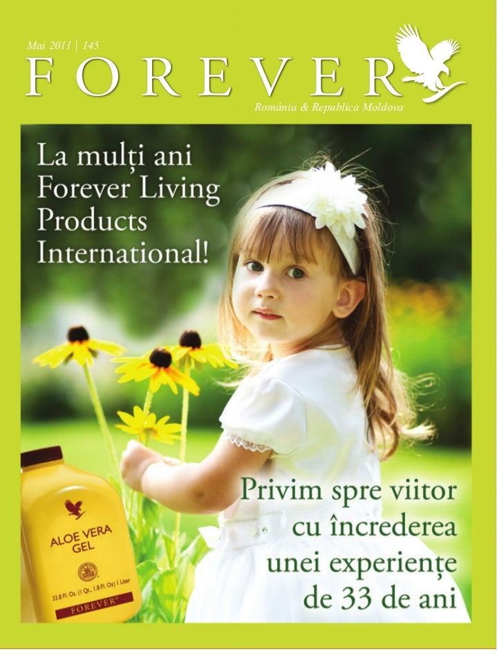 Revista Forever Mai 2011