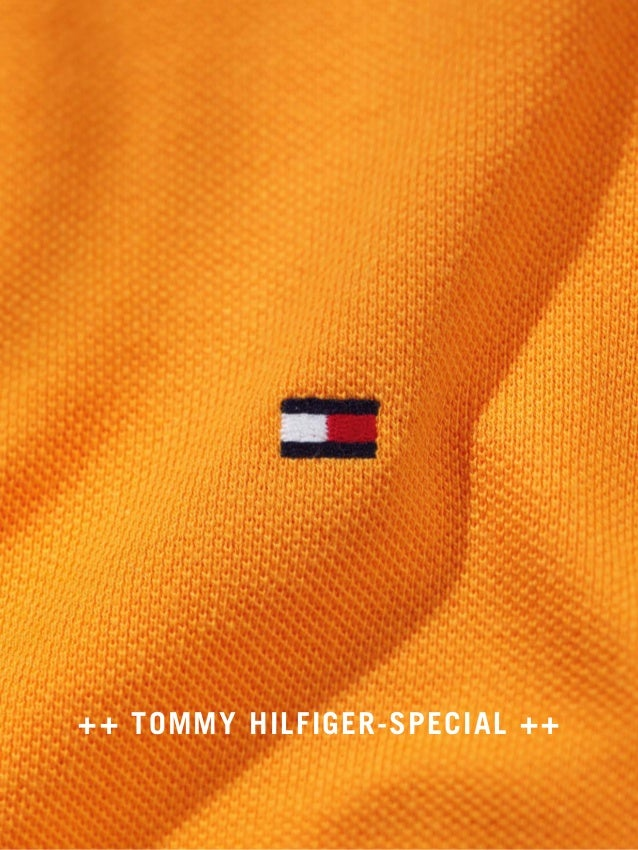 ++ TOMMY HILFIGER-SPECIAL ++