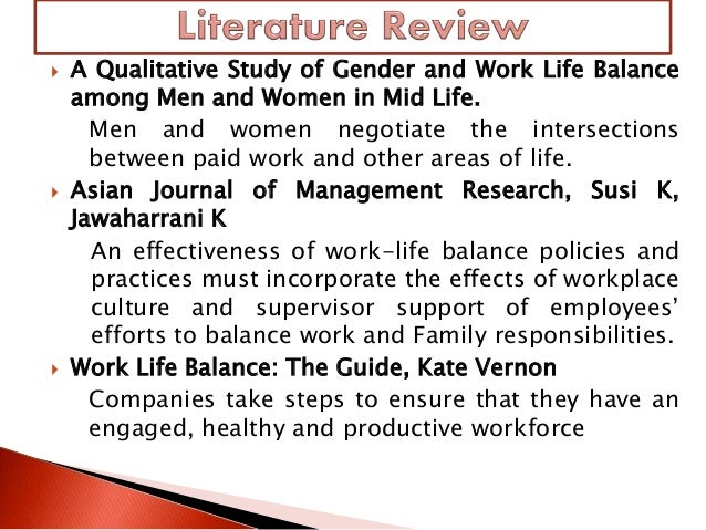research on work family balance The shift has economic implications the median household income for a family in which both parents work full time is $102,400, according to pew, compared with $84,000 when mothers work part time and $55,000 when they stay home.
