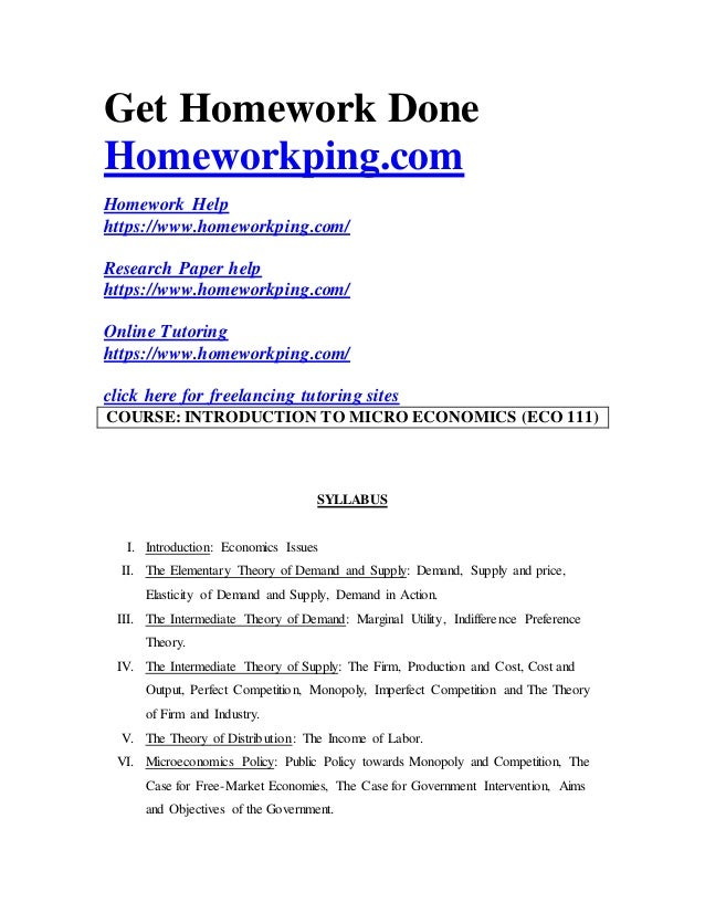 realtime economic issues need a term paper essay research or