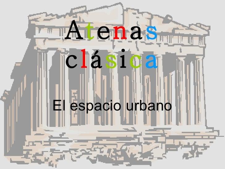 Atenas Clasica