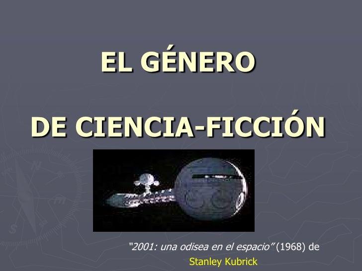genero de ciencia ficcion literatura latina - photo#1