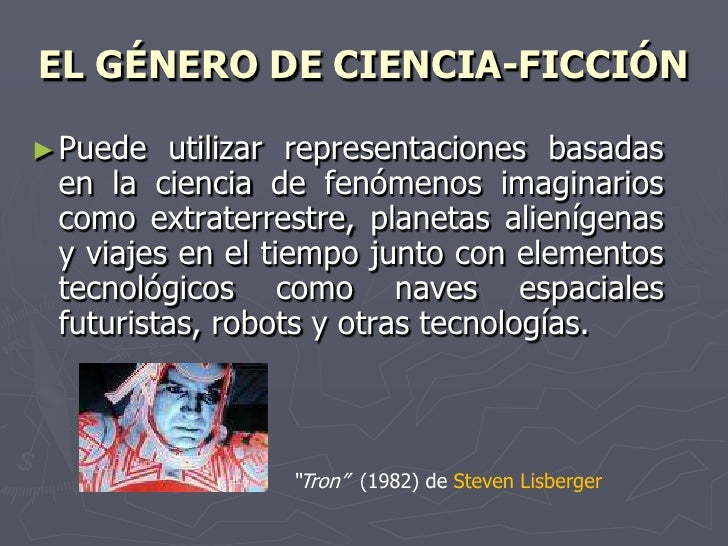 genero de ciencia ficcion literatura latina - photo#2