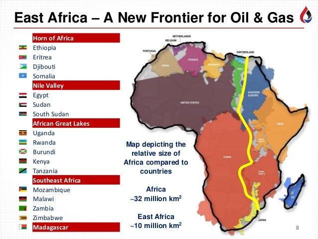 World Rank Of Natural Gas
