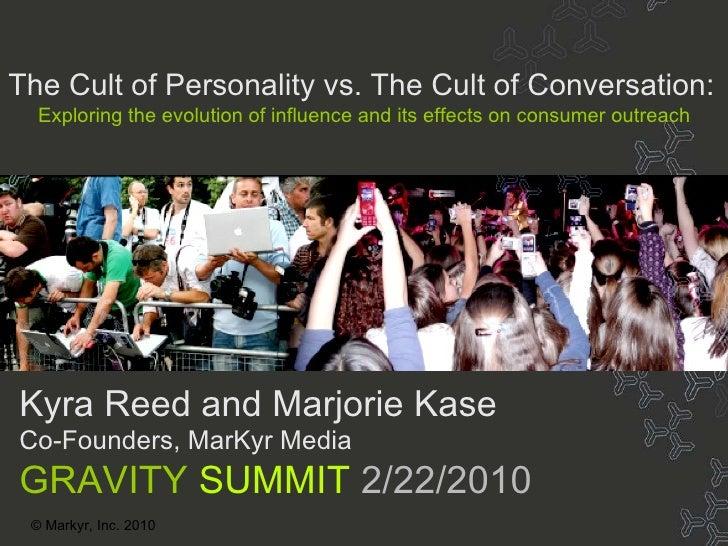 Gravity Summit 2010 Markyr Media
