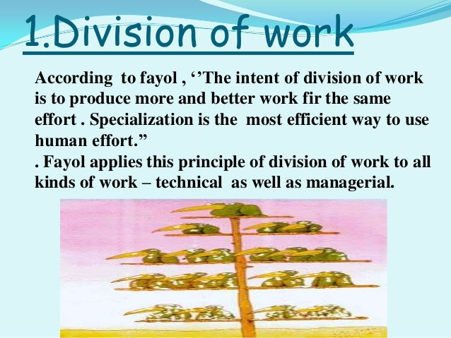 14 principles of management according henry Henri fayol's principles of management (14 principles) introduction: - henry fayol was a french mining engineer he worked as the director of mines also -according to fayol, discipline is the most essential thing in the organization.
