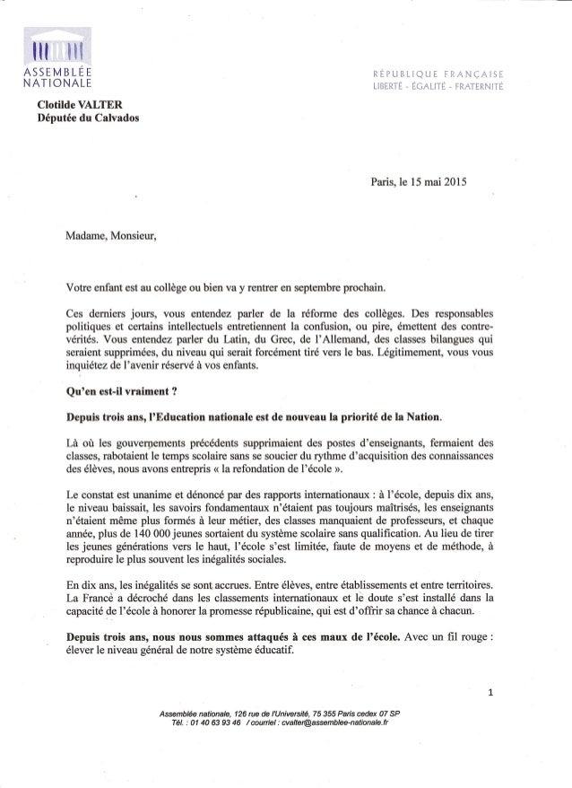 15 05-15 lettre cv réforme collèges0001