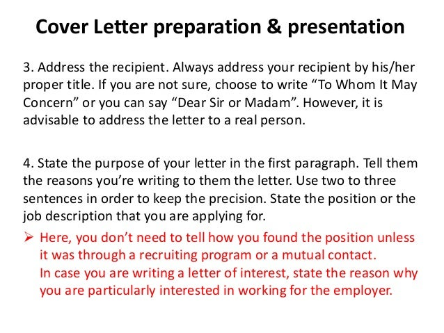 Cover Letter Template To Whom It May Concerncase Manager Resume