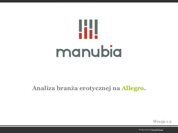 Analiza branża erotycznej na Allegro (Shopcamp, Wrocław - 15 09-2012)
