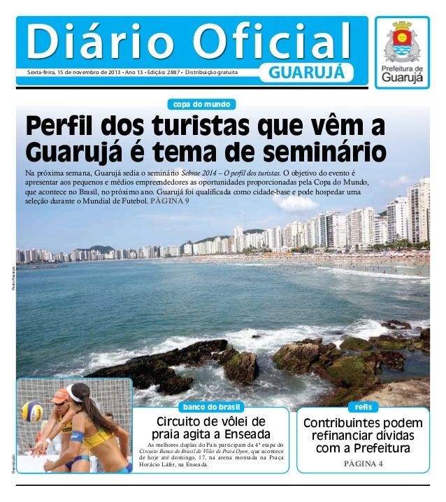 Diário Oficial do Dia - 15/11/2013