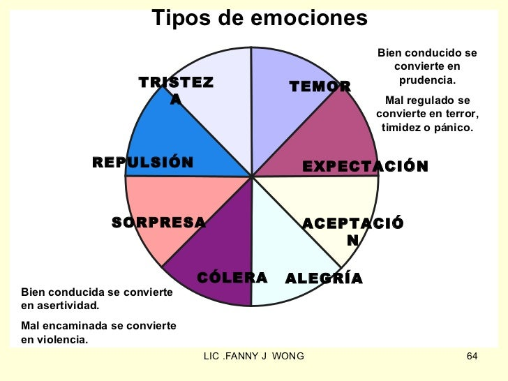 Tipos de Emociones Imagenes Tipos de Emociones Bien