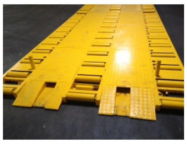 Portable roller bed system - Mobel roller teppiche ...