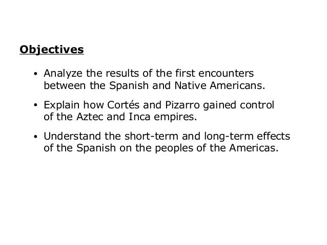 15.1 conquest in the americas lecture notes
