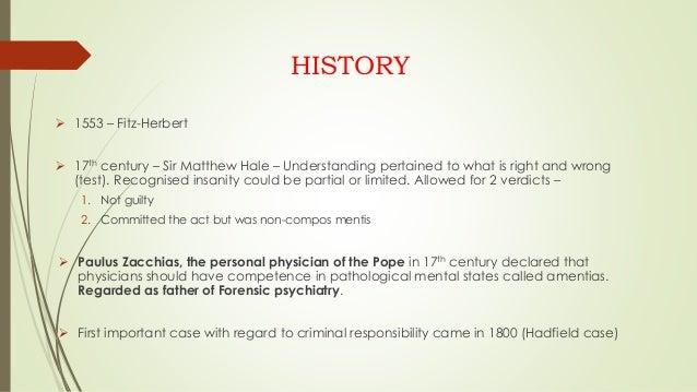forensic psychology graduate essay