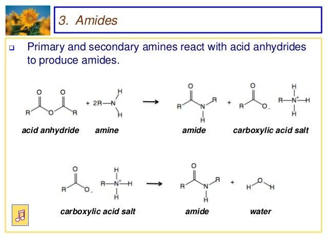 2 acid anhydride amine...