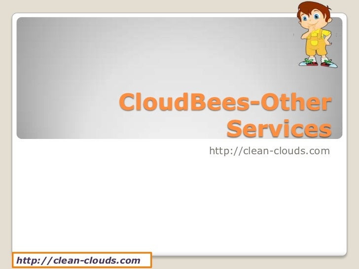 CloudBees - Other Services