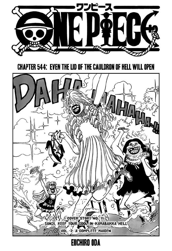 One Piece 544