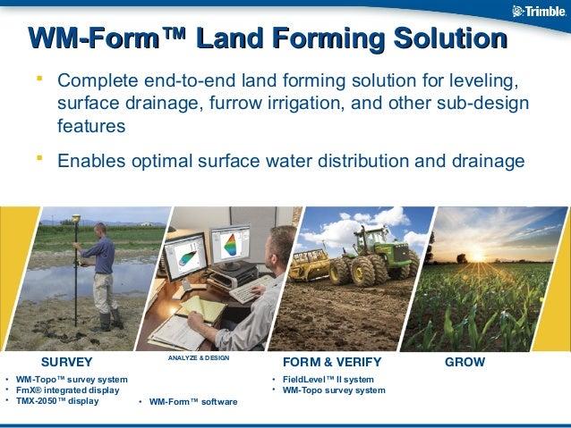 Software di progettazione di irrigazione di solchi for Software di progettazione domestica personalizzato