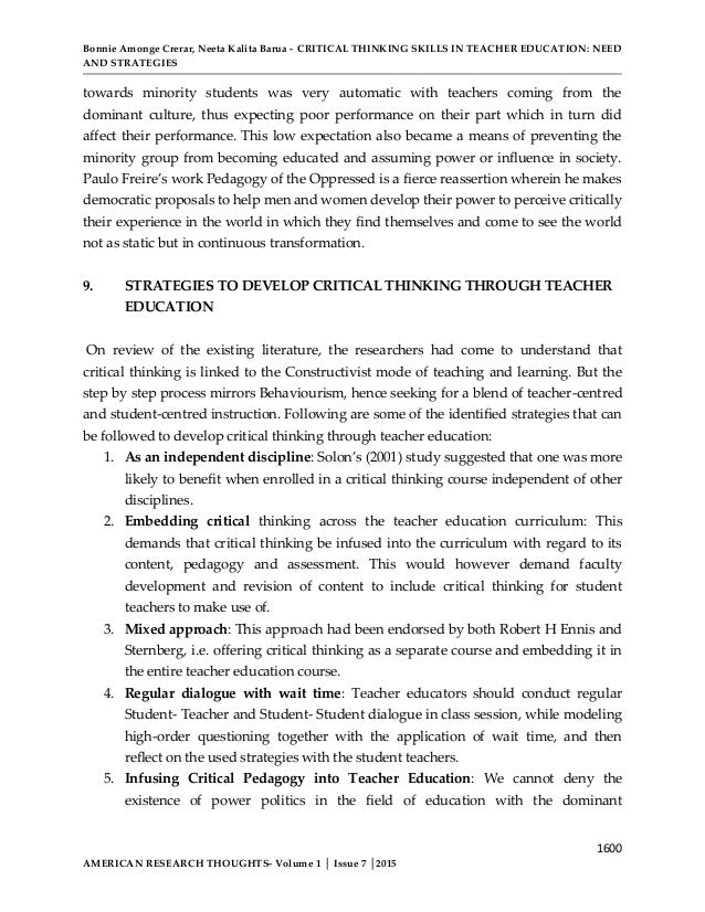 Life After High School Essay Information About Strategic Teaching Strategic Learning And Thinking Skills  Essay Thesis Statement Narrative Essay also Thesis Statement For Essay Information About Strategic Teaching Strategic Learning And Thinking  Essay About High School