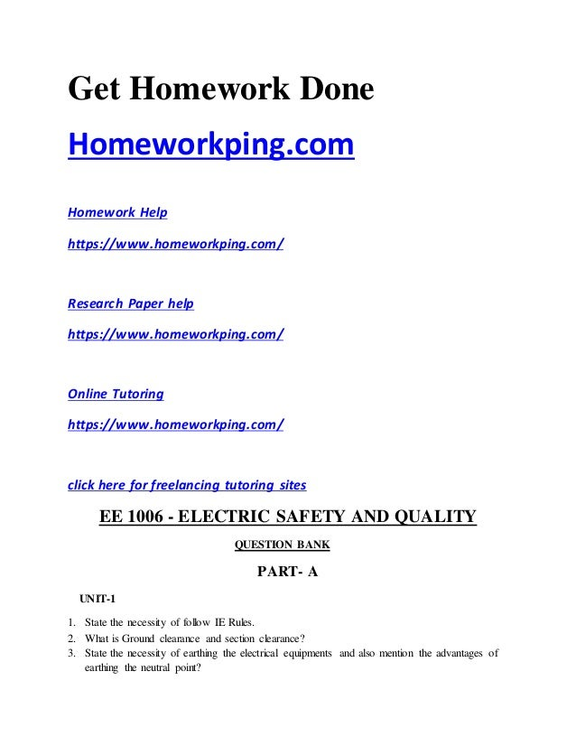 Write a short essay on electrical safety in the workplace