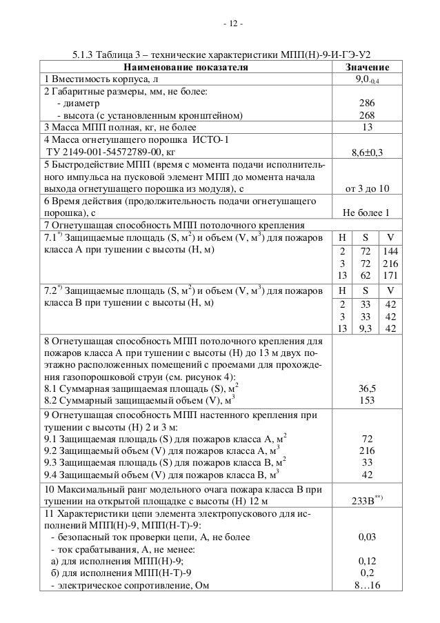 МПП(Н)-9-И-ГЭ-У2