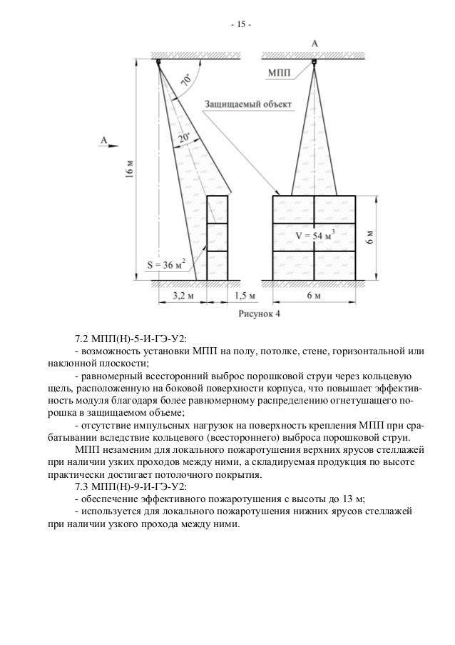 15 - 7.2 МПП(Н)-5-И-ГЭ-У2: