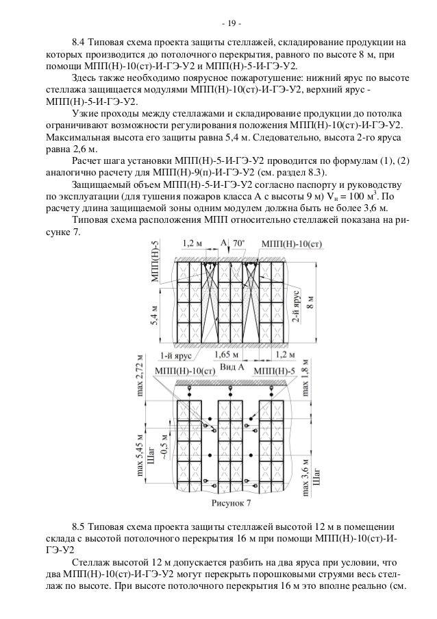 19 - 8.4 Типовая схема проекта