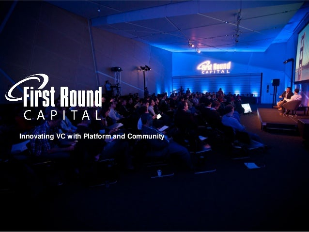 Innovating VC with Platform and Community