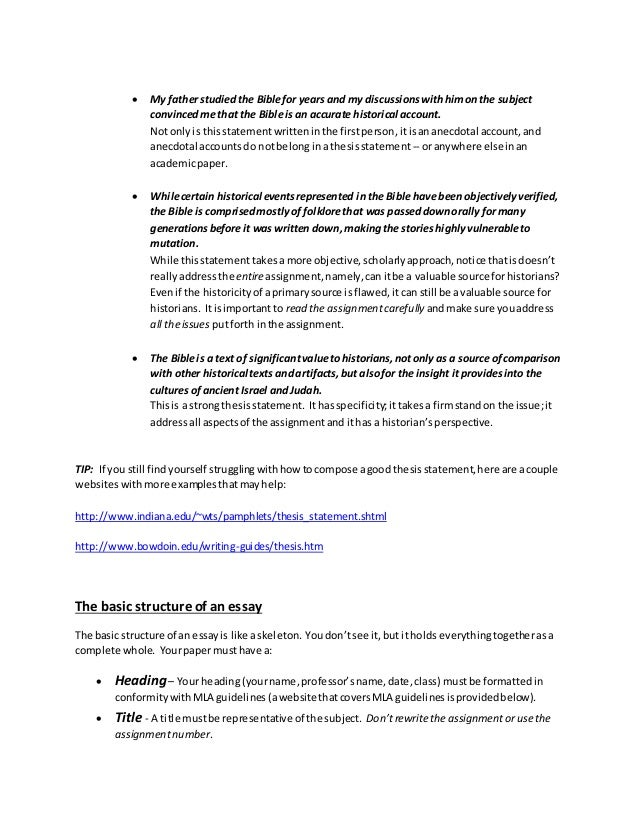 Academic writing research paper