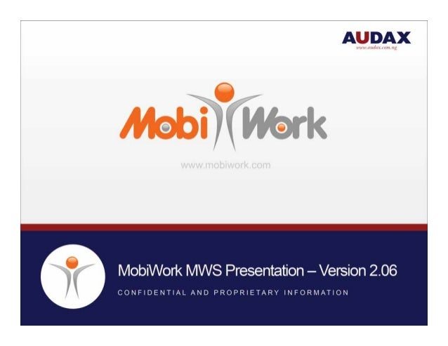 Audax Presentation made at the July 2013 Mobile Monday Event - Location Based Services and Its Benefits to Nigerian Busine...