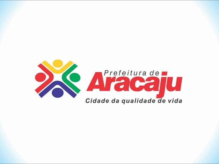 Programação dos157anos de Aracaju.