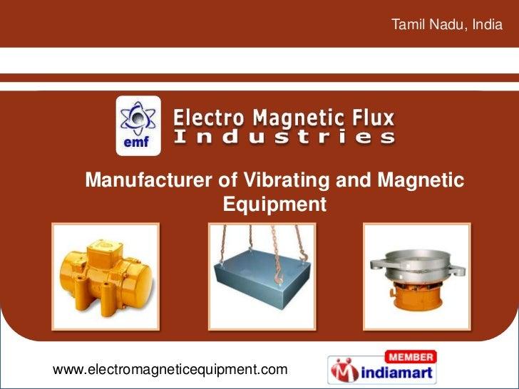 Electro Magnetic Flux Industries Tamil Nadu india