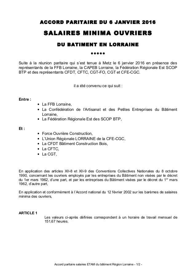 coefficient convention collective n3p1 batiment 28 images btp 2016 convention collective