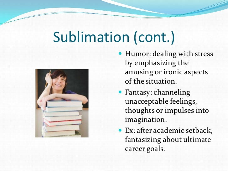 essay about defense mechanisms examples